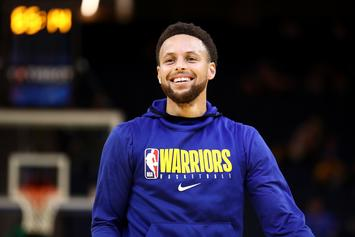 Steph Curry Explains What People Have To Do To Create Change