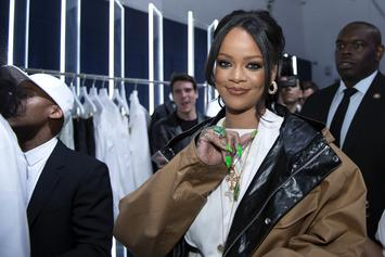 Rihanna Claps Back At Fan Who Said Voting Doesn't Change Anything