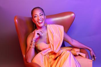 """Amanda Seales Addresses Rumours That She's Beefing With """"The Real"""" Co-Hosts"""