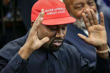 Kanye West's Silence Examined On Twitter During Protests