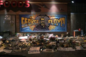 George Floyd Memorial: T.I., Kevin Hart, Ludacris, & More Attend