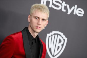 "Machine Gun Kelly Tells Troll: ""I Don't Want Your Racist Money"""