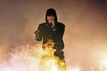 "Eminem's ""Music To Be Murdered By"" Hits One Billion Spotify Streams"