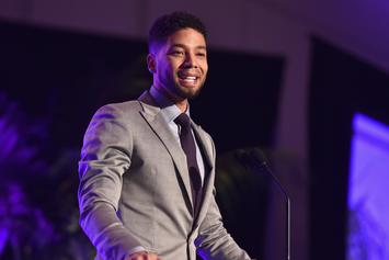 Jussie Smollett Flexes Vocals As He Belts Out Lyrics About Current Political Climate