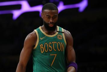 Jaylen Brown Divulges Intentions To Form His Own Media Outlet