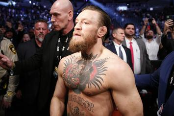 """Conor McGregor Called A """"Prostitute"""" By Justin Gaethje's Manager"""