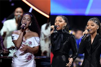 """Jorja Smith, Chloe x Halle & More Are Sounding Angelic On Our """"R&B Season"""" Playlist"""