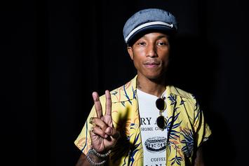 Pharrell & Virginia Gov. Call To Make Juneteenth A State Holiday