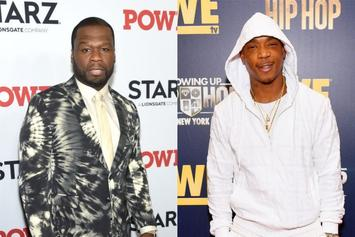 50 Cent Destroys Ja Rule For Gyro Commercial