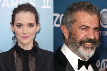 "Winona Ryder Reveals Mel Gibson Once Asked If She Was An ""Oven Dodger"""