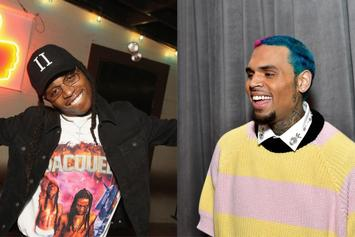 Chris Brown & Jacquees Are Working On New Music Together