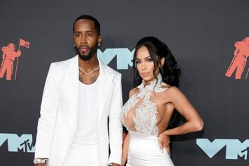 Erica Mena & Safaree Samuels Show Off Their Newly Purchased Luxury Home