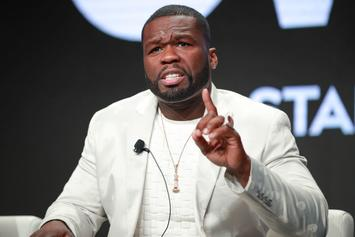 50 Cent Evokes Spirit Of Trump In Chair-Throwing Incident Response