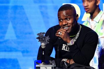 DaBaby Lands 3 Songs In Billboard Hot 100's Top 10