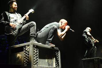 """Linkin Park Forces Trump To Remove Video Using Band's Song """"In The End"""""""
