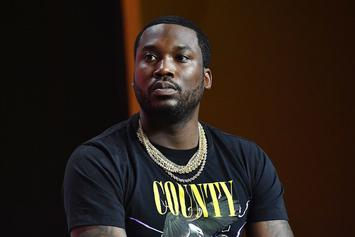 Meek Mill Has Words For Those Analyzing His Nicki Minaj Pregnancy Comment