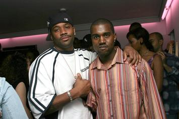 "Dame Dash Visits Kanye West After Twitter Madness: ""We Good"""