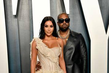 "Kim Kardashian ""Hysterically Crying"" During Kanye West Reunion In Wyoming: Report"