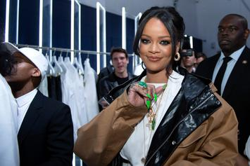 """Rihanna Says New Album Is Coming: """"It's Going To Be Worth It"""""""