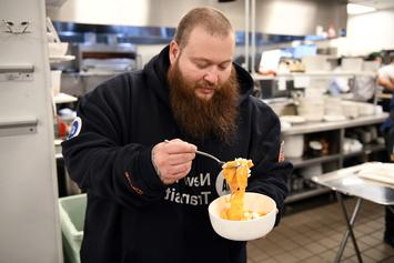 Action Bronson Flaunts Weight-Loss In New Workout Video On IG