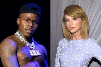 DaBaby Loses #1 Spot To Taylor Swift On Billboard Hot 100