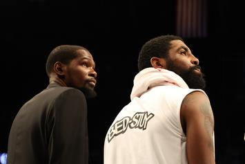Kevin Durant Reveals Why Kyrie Irving Is Considered Misunderstood