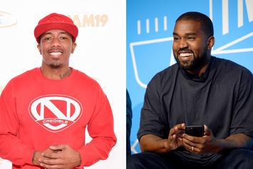 Nick Cannon Says Kanye West Secured His Vote In Presidential Election