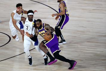 LeBron James Reacts To Lakers' Recent Struggles