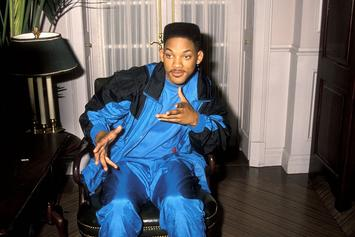 "Will Smith Reacts To ""Fresh Prince"" Spin-off ""Bel-Air"" Trailer"