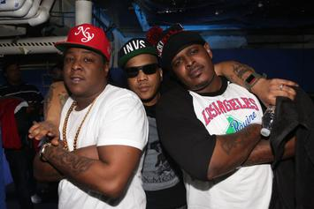 "The LOX Reveals ""Living Off Xperience"" Release Date & DMX Feature"