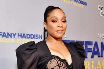 Tiffany Haddish Talks Not Knowing How To Read Until She Was In Her Teens