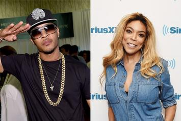 T.I. Trolls Wendy Williams & Her Rough Looking Breakfast