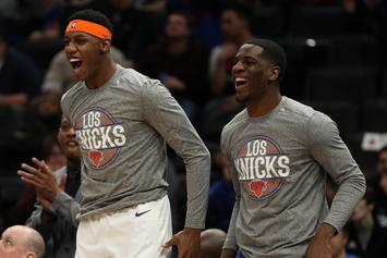 Knicks Get 8th In The NBA Draft Lottery, Fans React
