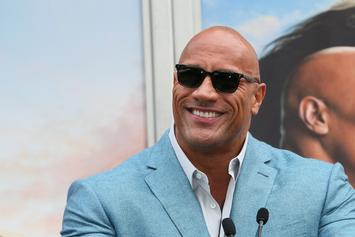 """Dwayne """"The Rock"""" Johnson Reacts To Finalizing XFL Deal"""