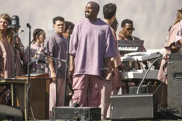 Kanye West Accused Of Stealing Tech For Sunday Service In $20M Lawsuit