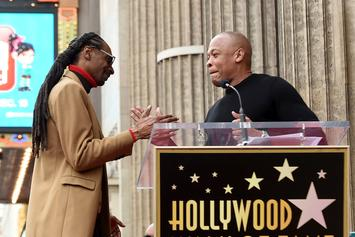 Snoop Dogg Shares Incredible 'Then & Now' Look At Him, Dr. Dre, & The D.O.C