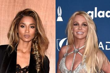 "Ciara Reveals Debut Single ""Goodies"" Was Almost Given To Britney Spears"