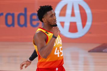 Donovan Mitchell To Donate $45k To Jacob Blake's Children