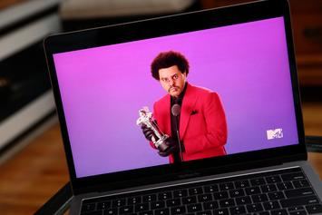 The Weeknd Calls For Justice For Jacob Blake With VMA Acceptance Speech