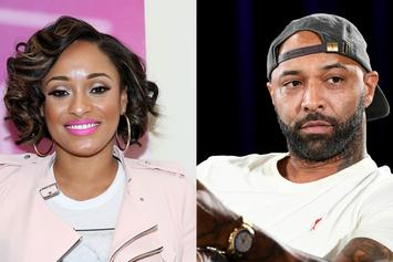 Tahiry Jose Accuses Joe Budden Of Domestic Abuse During Their Relationship