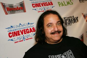 Ron Jeremy Hit With 20 New Sexual Assault Charges, Includes A Teen Girl