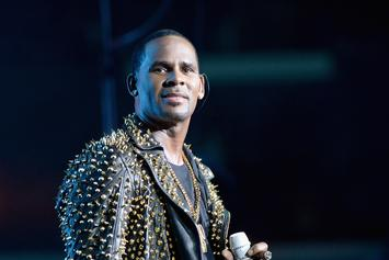 R. Kelly Denied In Latest Attempt At Being Released From Prison