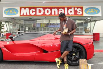 Travis Scott Re-Ups McDonald's Merch With 37 New Items