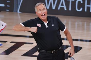 Mike D'Antoni Comments On His Future In Houston