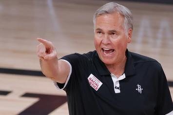 Mike D'Antoni Confirms He's Leaving The Rockets
