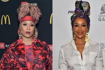 Da Brat's Girlfriend Jesseca Dupart Seemingly Shades LisaRaye