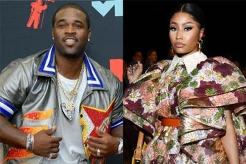 "A$AP Ferg Speaks On Nicki Minaj Fans Trending ""#ASAPFergIsOverParty"""