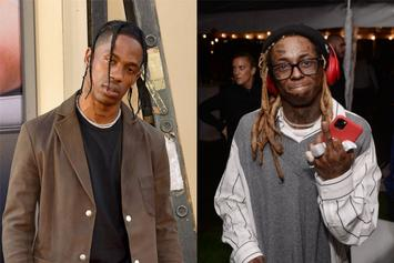 HNHH TIDAL Wave: Travis Scott, Spillage Village, & Lil Wayne Drop New Heat