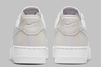 Nike Air Force 1 Low Receives Full Reflective Colorway: Photos