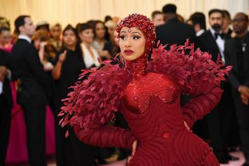 Cardi B Reportedly Makes $8 Million Per Month On OnlyFans